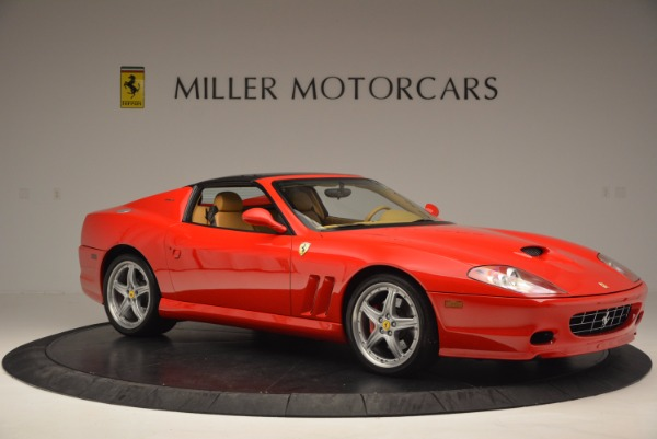 Used 2005 Ferrari Superamerica 6-Speed Manual for sale Sold at Maserati of Westport in Westport CT 06880 22