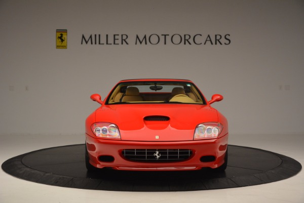 Used 2005 Ferrari Superamerica 6-Speed Manual for sale Sold at Maserati of Westport in Westport CT 06880 24