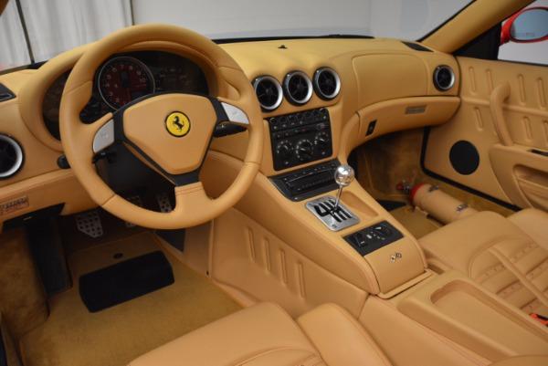 Used 2005 Ferrari Superamerica 6-Speed Manual for sale Sold at Maserati of Westport in Westport CT 06880 25