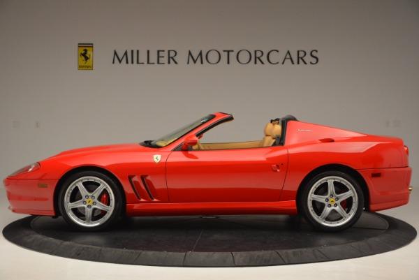 Used 2005 Ferrari Superamerica 6-Speed Manual for sale Sold at Maserati of Westport in Westport CT 06880 3