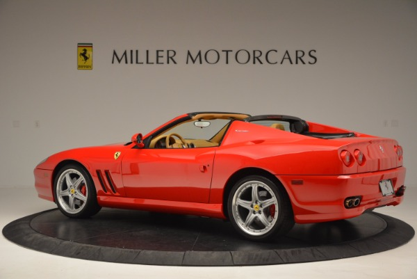 Used 2005 Ferrari Superamerica 6-Speed Manual for sale Sold at Maserati of Westport in Westport CT 06880 4