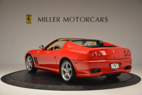 Used 2005 Ferrari Superamerica 6-Speed Manual for sale Sold at Maserati of Westport in Westport CT 06880 5