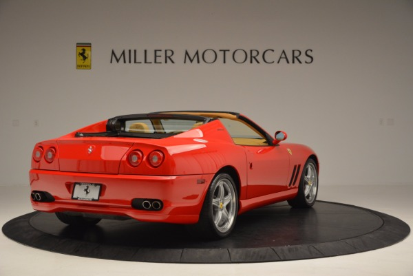 Used 2005 Ferrari Superamerica 6-Speed Manual for sale Sold at Maserati of Westport in Westport CT 06880 7