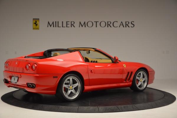Used 2005 Ferrari Superamerica 6-Speed Manual for sale Sold at Maserati of Westport in Westport CT 06880 8