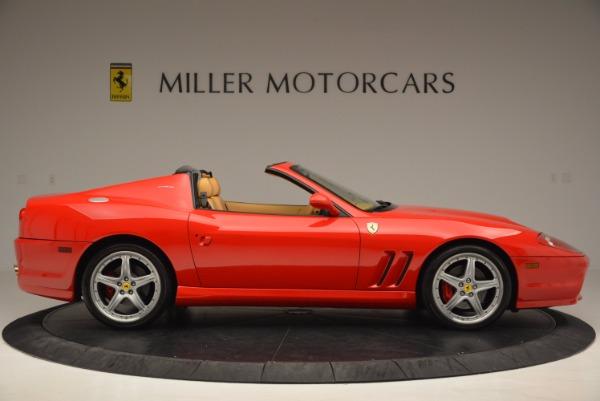Used 2005 Ferrari Superamerica 6-Speed Manual for sale Sold at Maserati of Westport in Westport CT 06880 9