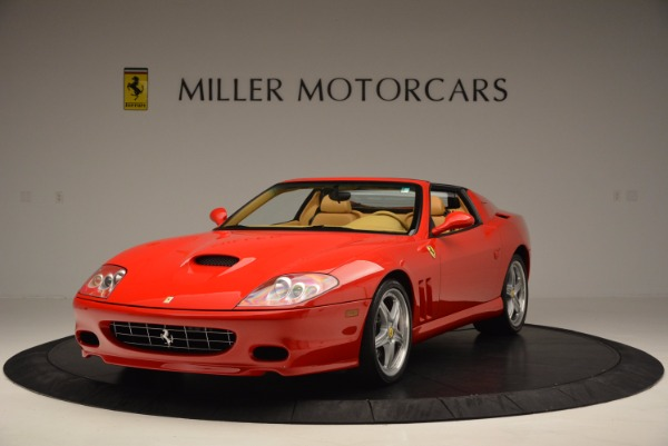 Used 2005 Ferrari Superamerica 6-Speed Manual for sale Sold at Maserati of Westport in Westport CT 06880 1