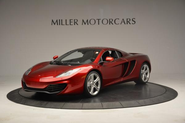 Used 2013 McLaren 12C Spider for sale Sold at Maserati of Westport in Westport CT 06880 14