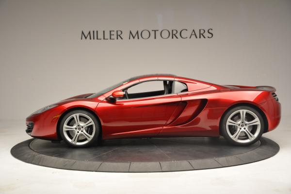 Used 2013 McLaren 12C Spider for sale Sold at Maserati of Westport in Westport CT 06880 15
