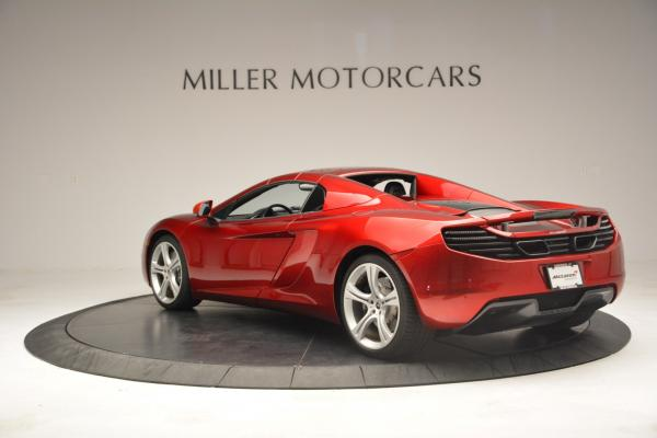 Used 2013 McLaren 12C Spider for sale Sold at Maserati of Westport in Westport CT 06880 16