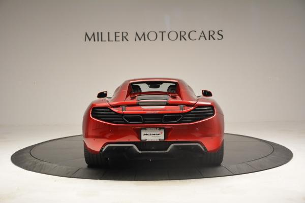 Used 2013 McLaren 12C Spider for sale Sold at Maserati of Westport in Westport CT 06880 17
