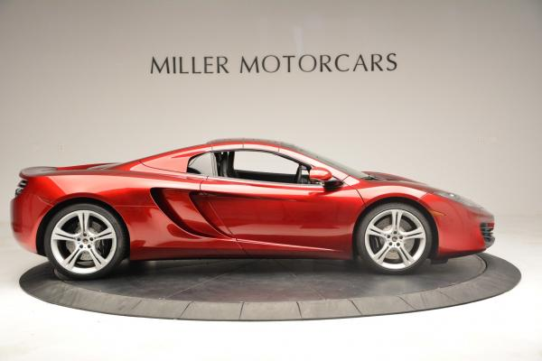 Used 2013 McLaren 12C Spider for sale Sold at Maserati of Westport in Westport CT 06880 19