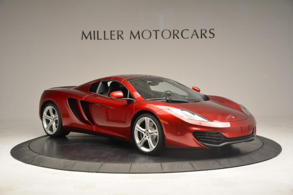 Used 2013 McLaren 12C Spider for sale Sold at Maserati of Westport in Westport CT 06880 20
