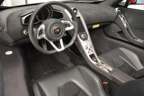 Used 2013 McLaren 12C Spider for sale Sold at Maserati of Westport in Westport CT 06880 21