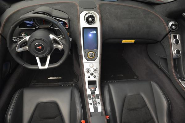 Used 2013 McLaren 12C Spider for sale Sold at Maserati of Westport in Westport CT 06880 24