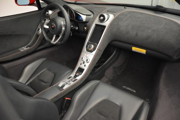 Used 2013 McLaren 12C Spider for sale Sold at Maserati of Westport in Westport CT 06880 25