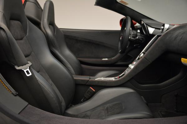 Used 2013 McLaren 12C Spider for sale Sold at Maserati of Westport in Westport CT 06880 26