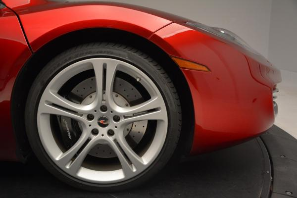 Used 2013 McLaren 12C Spider for sale Sold at Maserati of Westport in Westport CT 06880 28