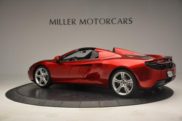 Used 2013 McLaren 12C Spider for sale Sold at Maserati of Westport in Westport CT 06880 4