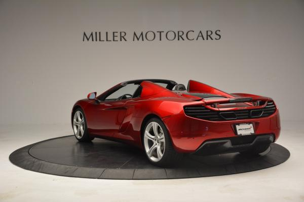 Used 2013 McLaren 12C Spider for sale Sold at Maserati of Westport in Westport CT 06880 5
