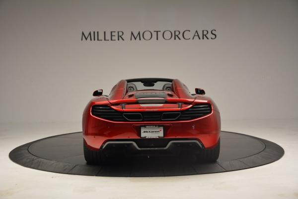 Used 2013 McLaren 12C Spider for sale Sold at Maserati of Westport in Westport CT 06880 6
