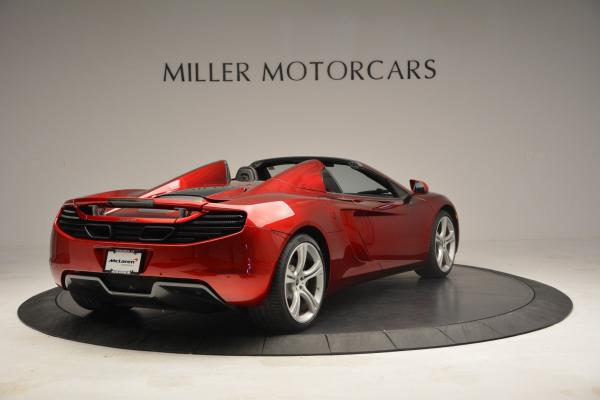 Used 2013 McLaren 12C Spider for sale Sold at Maserati of Westport in Westport CT 06880 7