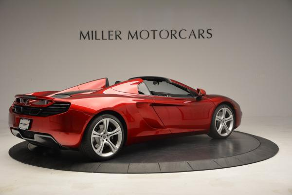 Used 2013 McLaren 12C Spider for sale Sold at Maserati of Westport in Westport CT 06880 8