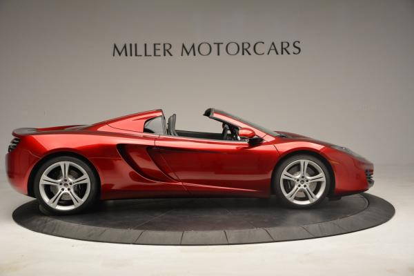 Used 2013 McLaren 12C Spider for sale Sold at Maserati of Westport in Westport CT 06880 9