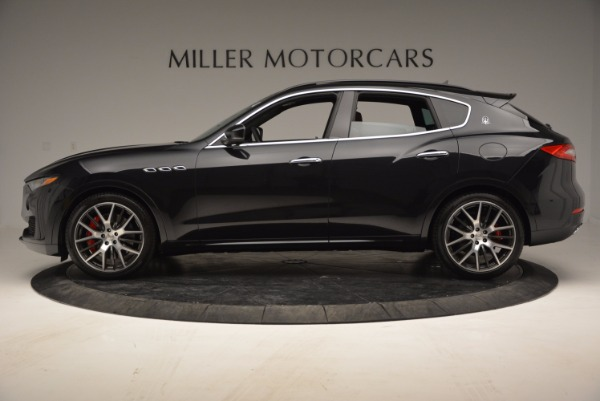 Used 2017 Maserati Levante S Q4 for sale Sold at Maserati of Westport in Westport CT 06880 3