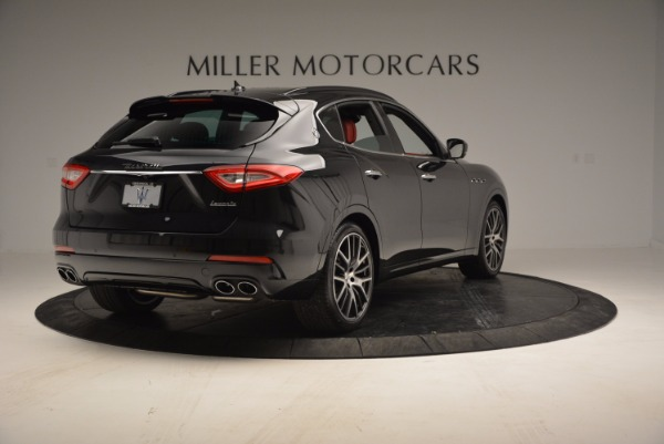 Used 2017 Maserati Levante S Q4 for sale Sold at Maserati of Westport in Westport CT 06880 7