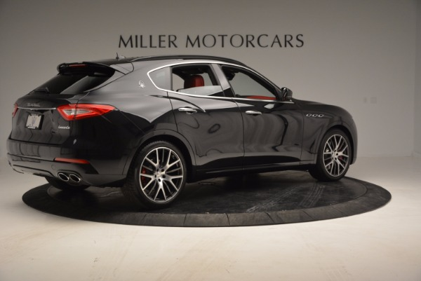Used 2017 Maserati Levante S Q4 for sale Sold at Maserati of Westport in Westport CT 06880 8