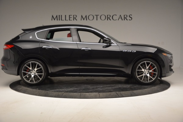 Used 2017 Maserati Levante S Q4 for sale Sold at Maserati of Westport in Westport CT 06880 9