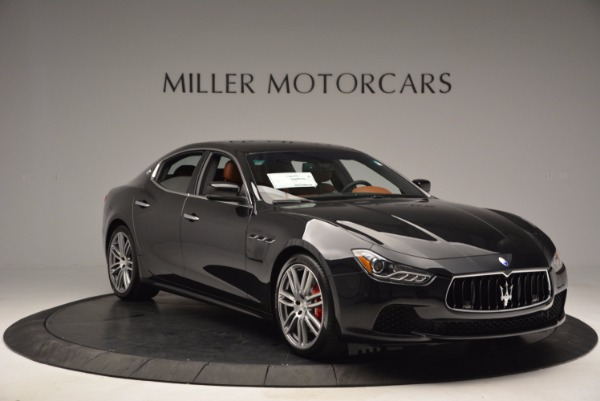 Used 2017 Maserati Ghibli S Q4 for sale Sold at Maserati of Westport in Westport CT 06880 11