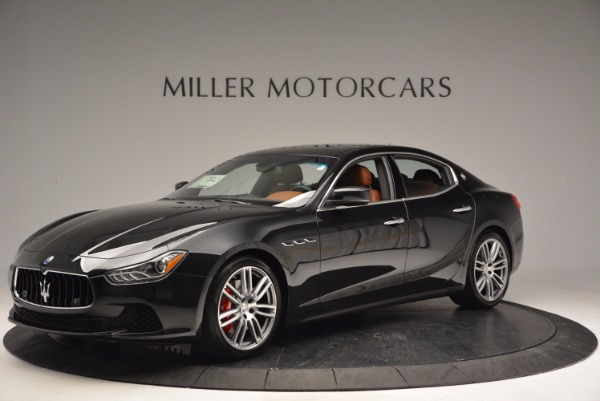 Used 2017 Maserati Ghibli S Q4 for sale Sold at Maserati of Westport in Westport CT 06880 2