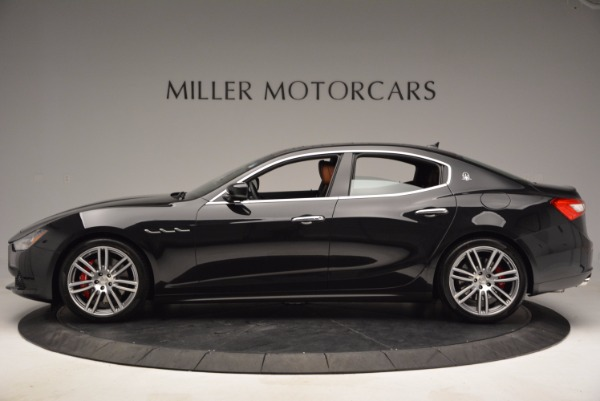 Used 2017 Maserati Ghibli S Q4 for sale Sold at Maserati of Westport in Westport CT 06880 3