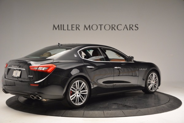 Used 2017 Maserati Ghibli S Q4 for sale Sold at Maserati of Westport in Westport CT 06880 8