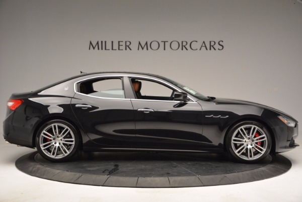 Used 2017 Maserati Ghibli S Q4 for sale Sold at Maserati of Westport in Westport CT 06880 9