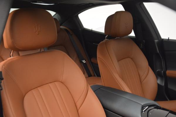 New 2017 Maserati Ghibli S Q4 for sale Sold at Maserati of Westport in Westport CT 06880 23