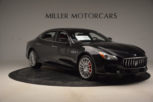 New 2017 Maserati Quattroporte S Q4 GranSport for sale Sold at Maserati of Westport in Westport CT 06880 11