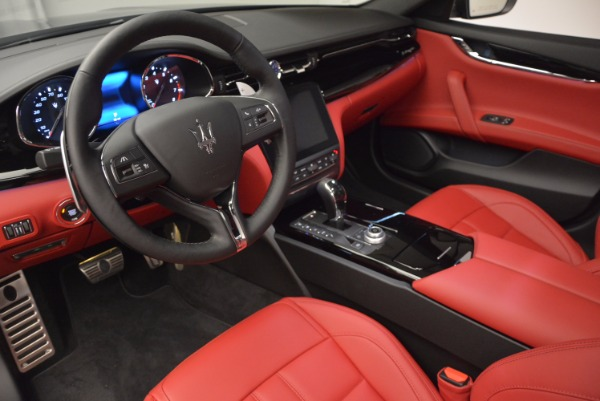 New 2017 Maserati Quattroporte S Q4 GranSport for sale Sold at Maserati of Westport in Westport CT 06880 13