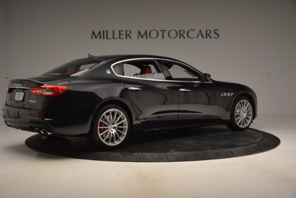 New 2017 Maserati Quattroporte S Q4 GranSport for sale Sold at Maserati of Westport in Westport CT 06880 8