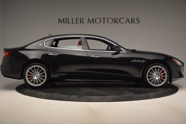 New 2017 Maserati Quattroporte S Q4 GranSport for sale Sold at Maserati of Westport in Westport CT 06880 9