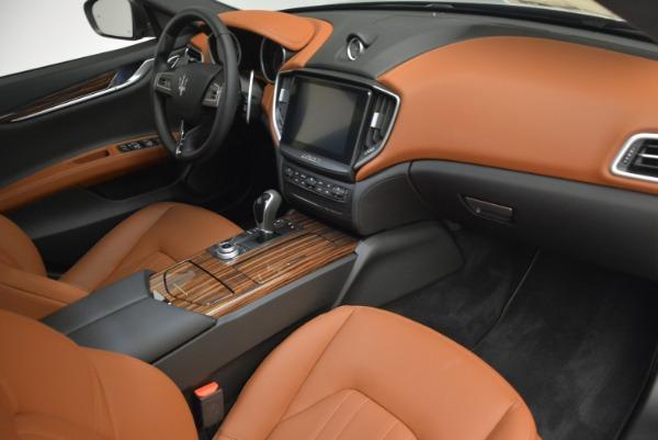 New 2017 Maserati Ghibli S Q4 for sale Sold at Maserati of Westport in Westport CT 06880 19