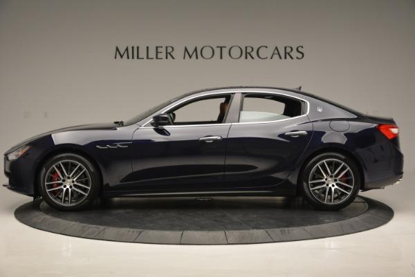 Used 2017 Maserati Ghibli S Q4 for sale $44,900 at Maserati of Westport in Westport CT 06880 3