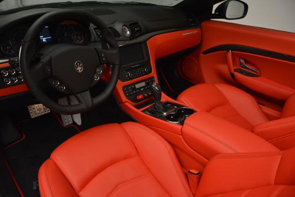 New 2017 Maserati GranTurismo Cab Sport for sale Sold at Maserati of Westport in Westport CT 06880 20