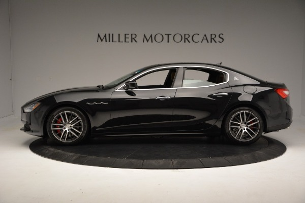 New 2017 Maserati Ghibli S Q4 for sale Sold at Maserati of Westport in Westport CT 06880 3