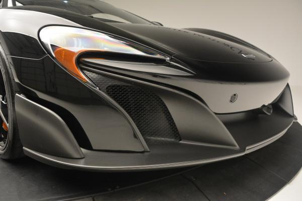 Used 2016 McLaren 675LT for sale Sold at Maserati of Westport in Westport CT 06880 21