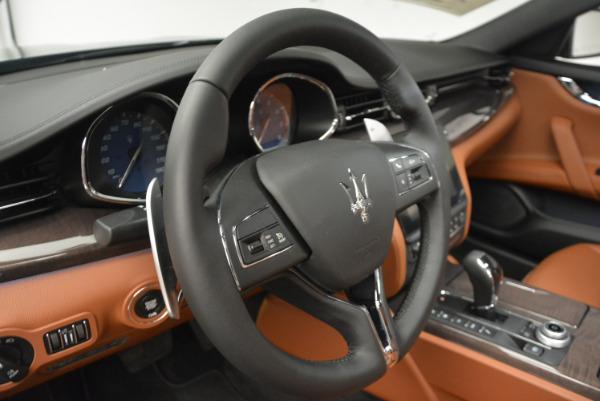 New 2017 Maserati Quattroporte S Q4 for sale Sold at Maserati of Westport in Westport CT 06880 16