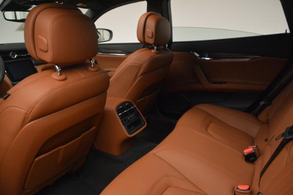 New 2017 Maserati Quattroporte S Q4 for sale Sold at Maserati of Westport in Westport CT 06880 19