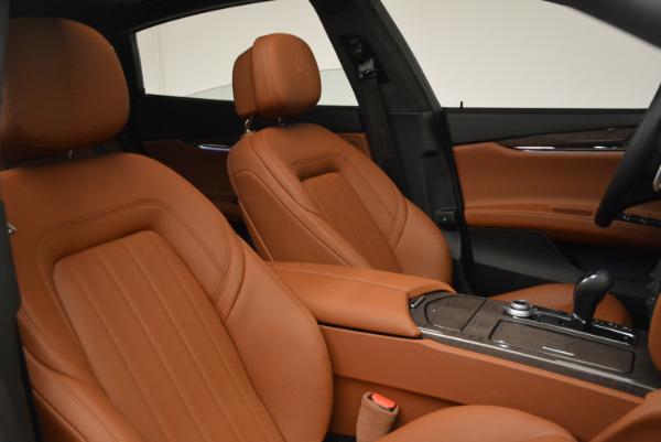 New 2017 Maserati Quattroporte S Q4 for sale Sold at Maserati of Westport in Westport CT 06880 22