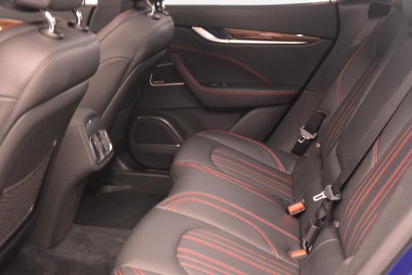 New 2017 Maserati Levante for sale Sold at Maserati of Westport in Westport CT 06880 19